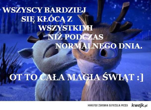 MAGIA SWIĄT