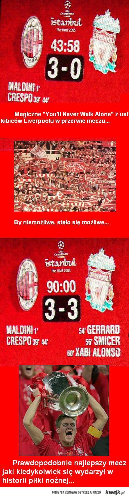 Liverpool magic istambul