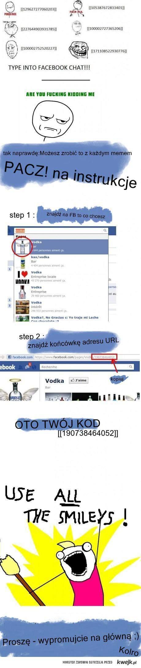 MEMY na FB
