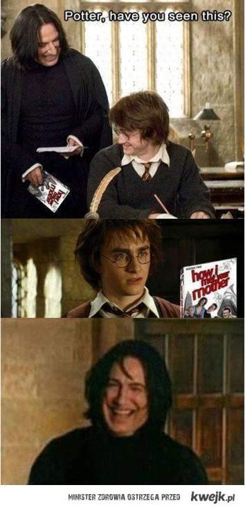 Snape & Potter