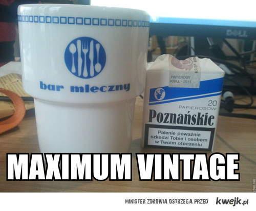 maximum vintage