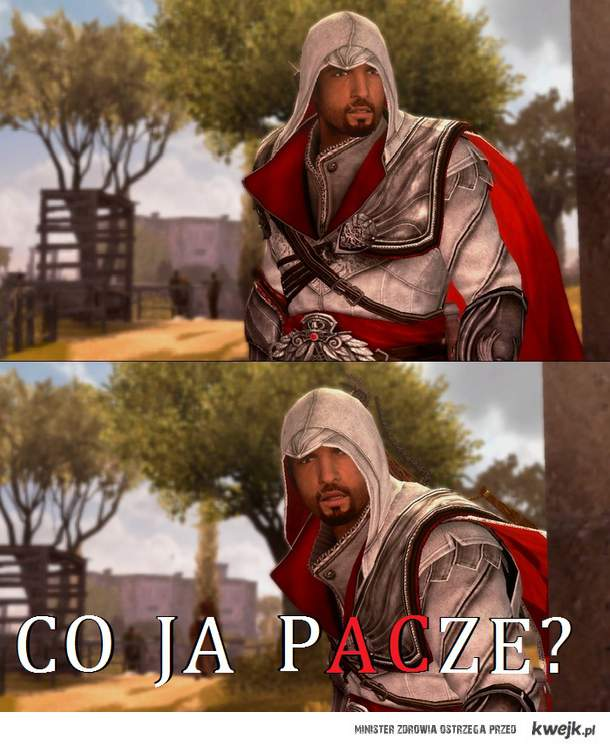 Ezio paczy