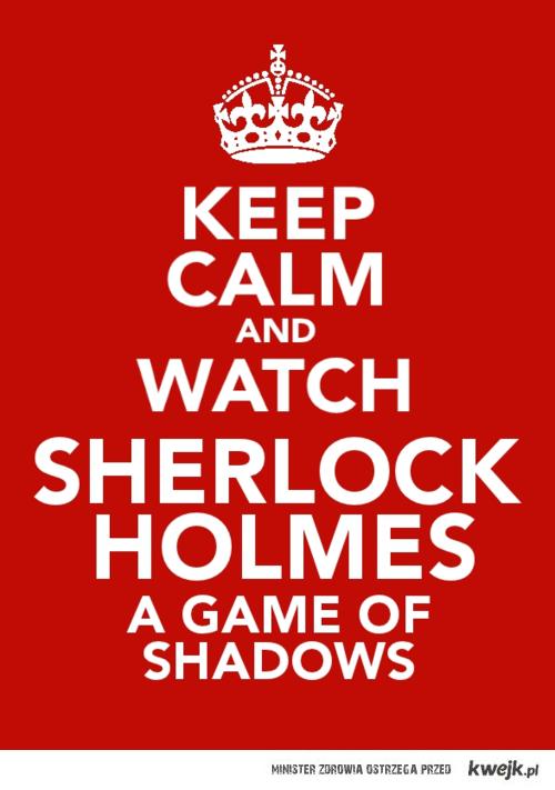 keep calm and watch <3