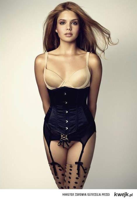 Olga Kaczyńska - Top Model