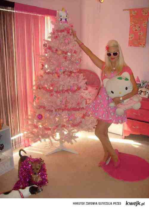 Pink Christmas...
