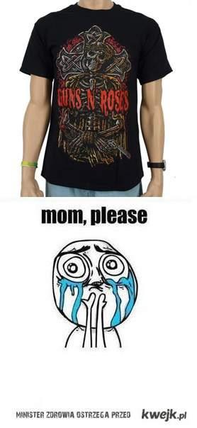Guns N' Roses t-shirt !