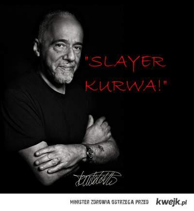 SLAYER KURWA! - czysta sztuka