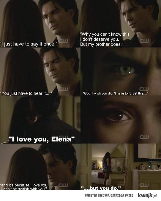 Elena i Damon <3