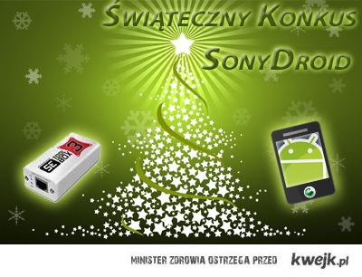 Konkurs sonydroid.pl