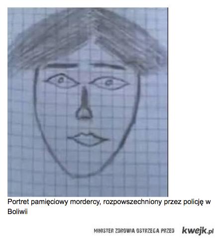 Portret pamieciowy