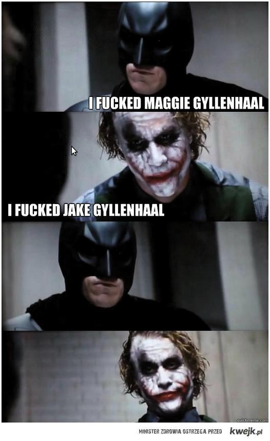I fucked Jake