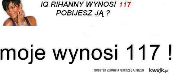 IQ rihanny