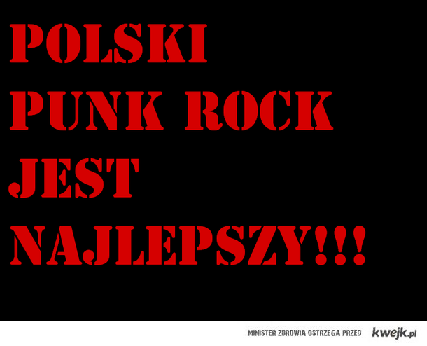 PUNK ROCK!!