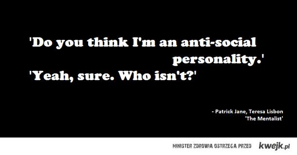 The Mentalist Patrick Jane