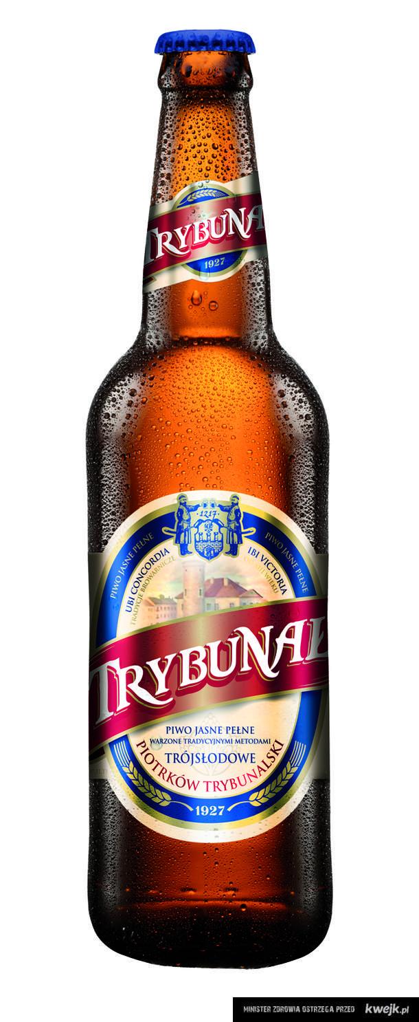 Trybunał - Najlepsze piwo z Piotrkowa Trybunalskiego