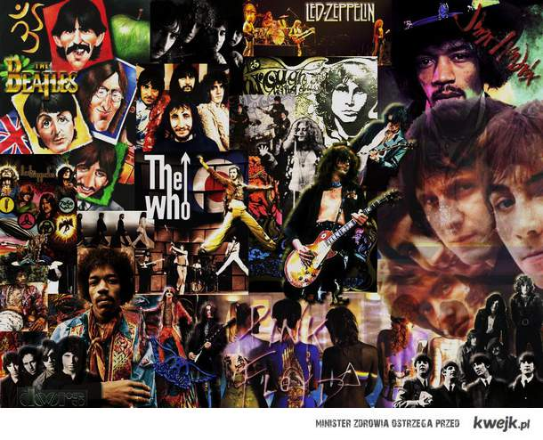 HISTORY OF ROCK.