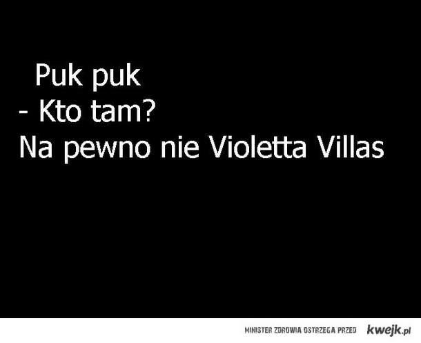 Napewno nie Violetta