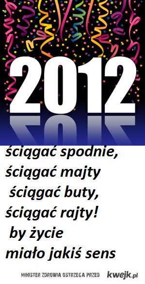 sylwester 2011/2012