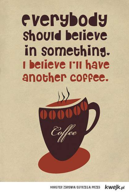 kolejna kawa