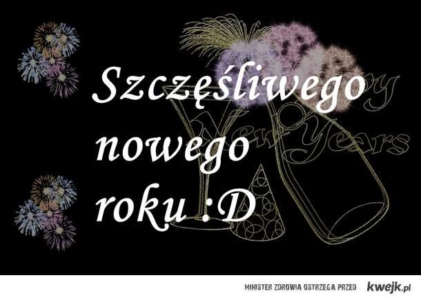szczęśliwego 2012 roku