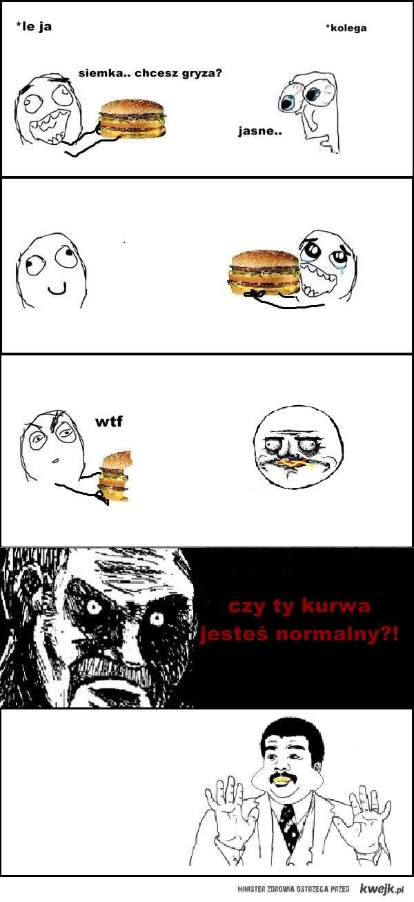 le hamburger