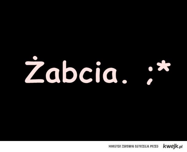 żaaba. ;D