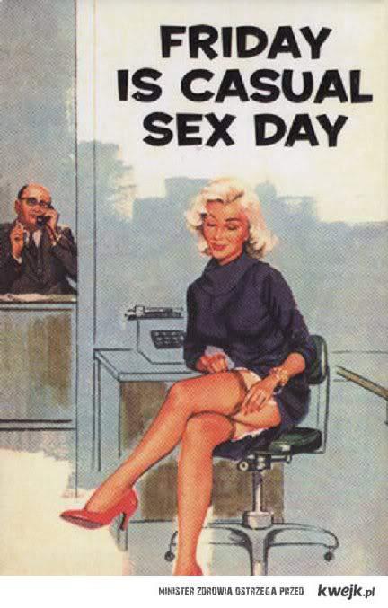 Czas na weekendowy sex