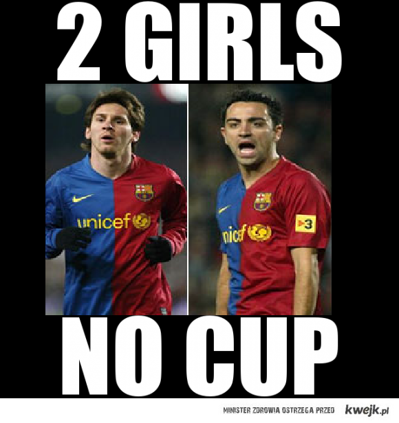 two girls no cup