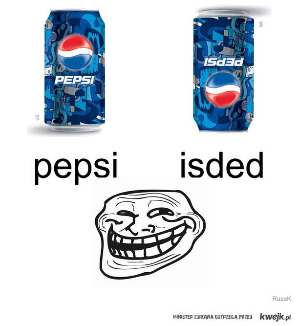 Pepsi isded