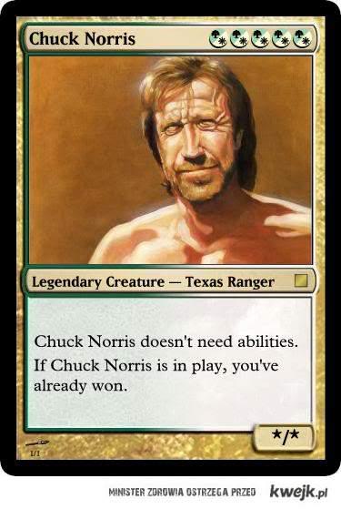 czak norris