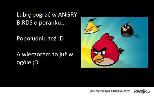 Angry Birds <3