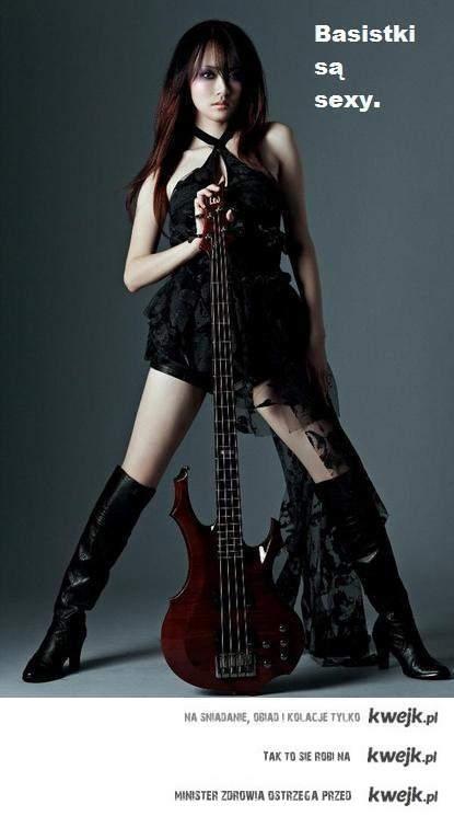 bass girls