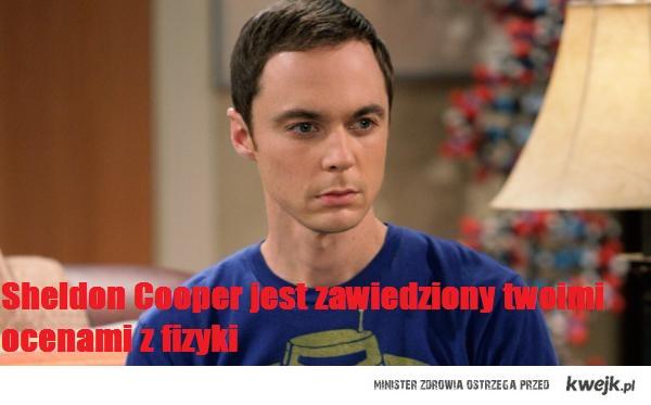 Oh Sheldon