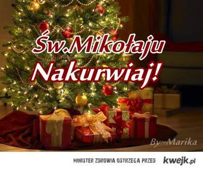 Św.Mikołaju..