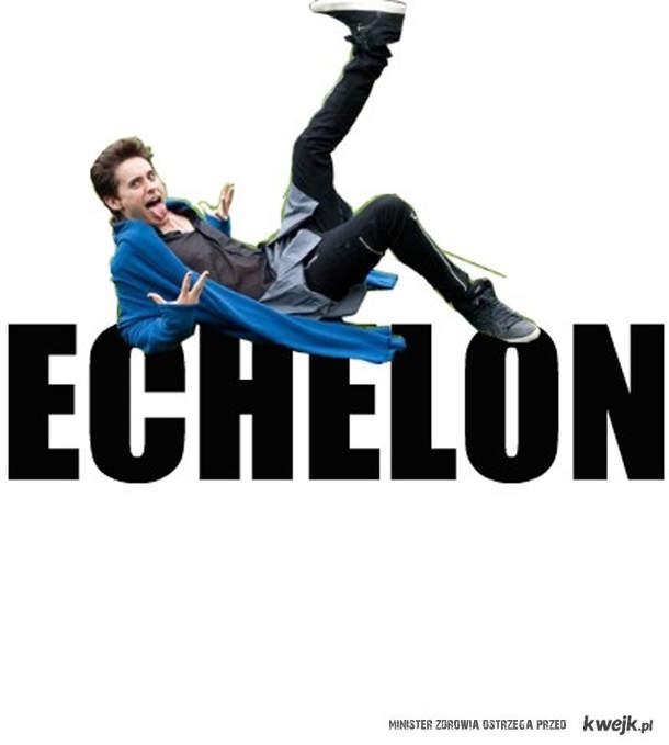 Jared Leto & Echelon