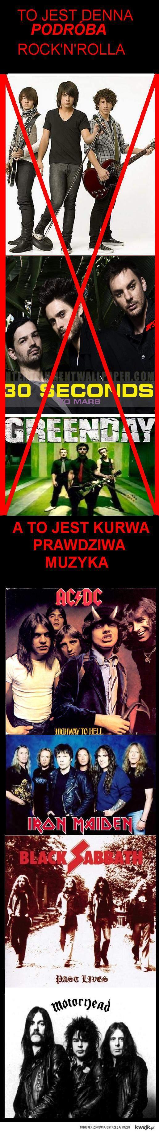 Prawdziwa heavy metal