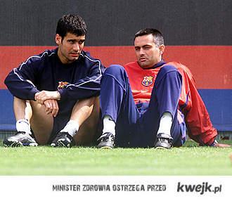 Pep i Jose