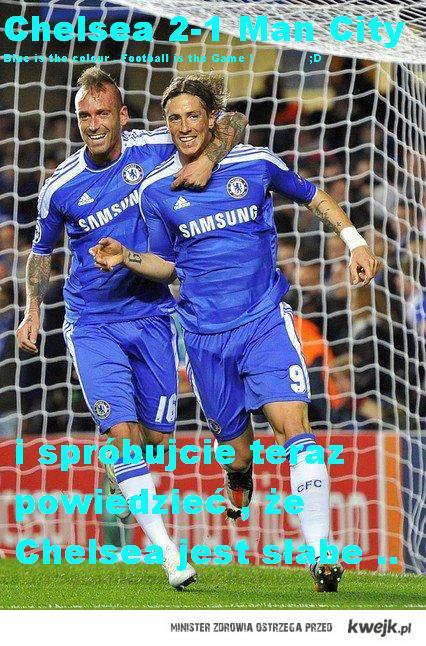 Chelsea -City