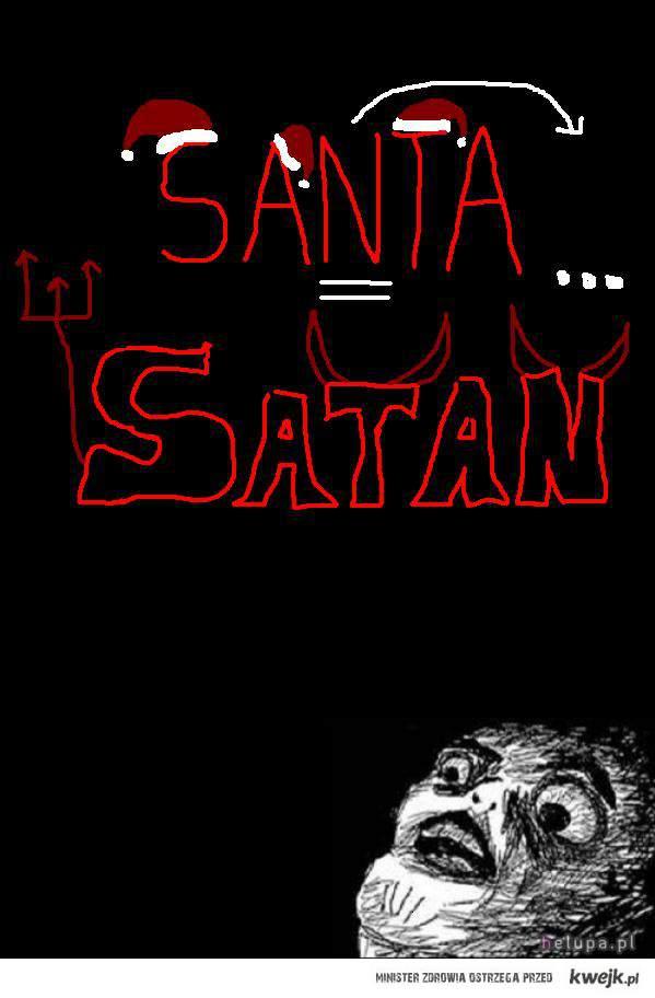 Santa/Satan