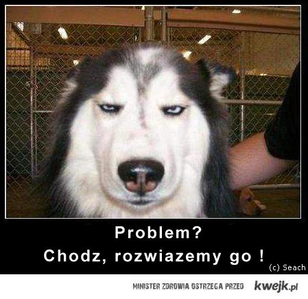 Probleeeeeem ?