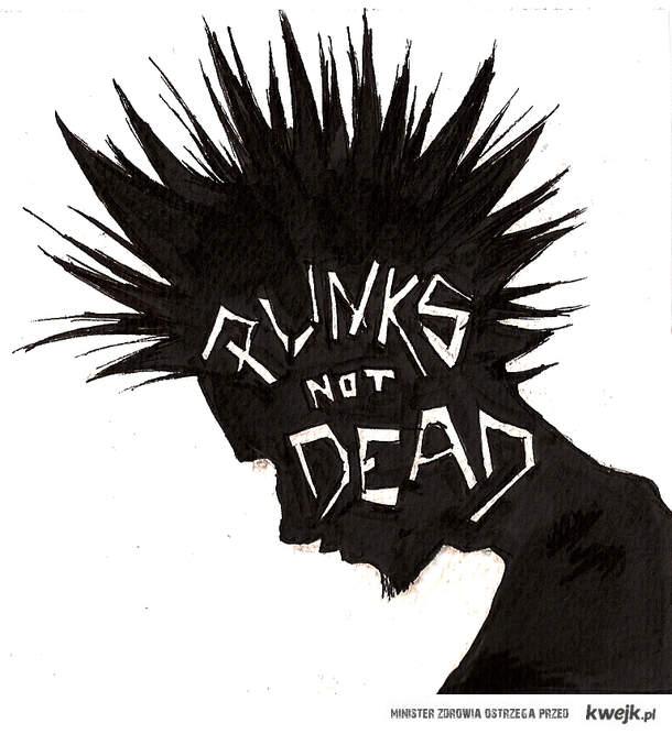 Punx Not Dead!