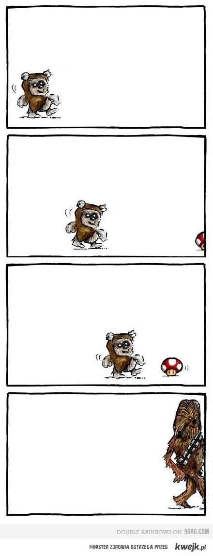 Mario i Star Wars