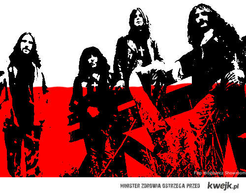 Polish Black Sabbath by Filip Bompensiero