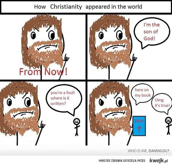 Jak powstało chrześcijaństwo