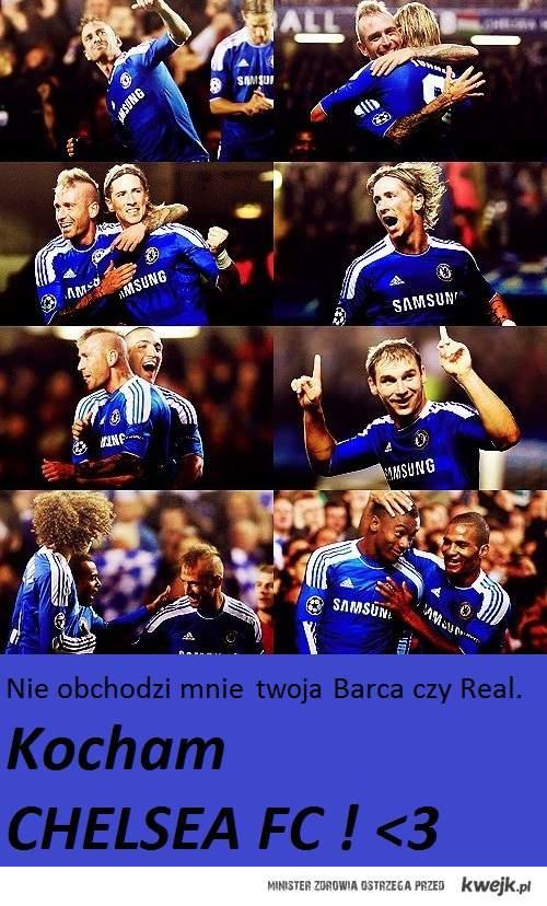 I <3 Chelsea FC