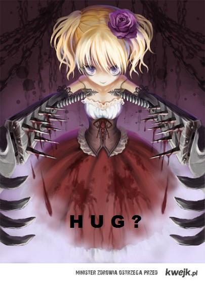 Hug ?