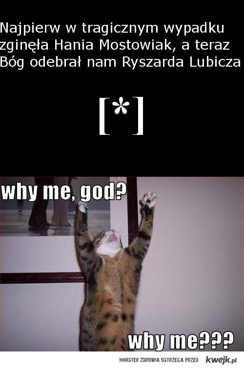 God Why...