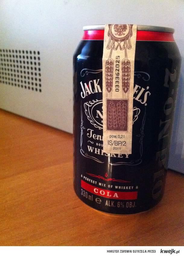 Polish Jack & Coke