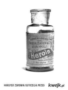 bayer - heroina