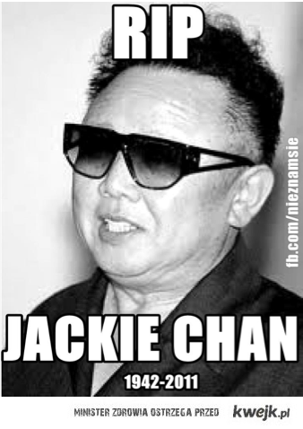 RIP Jackie Chan